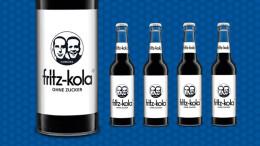 Fritz-Kola ohne Zucker